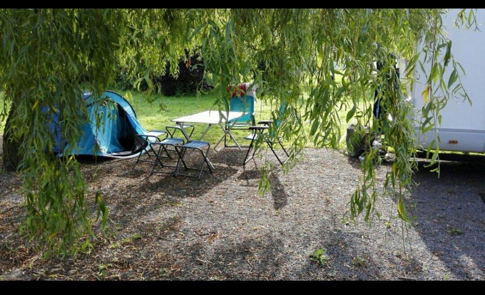 Aire camping-car à Calotterie (62170) - Photo 2